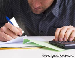 Inflating income and expenses