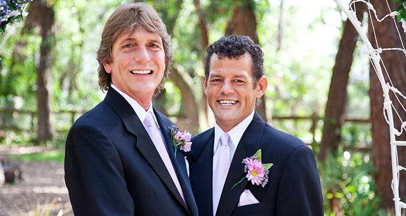 Gay Couples Getting Married 81