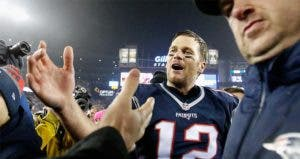 Tom Brady, post-game interview | Jim Rogash/Getty Images
