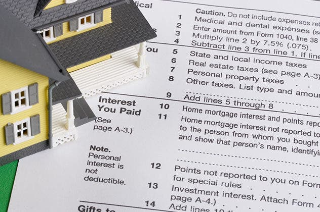 Investment Property Tax Rules