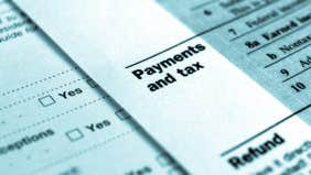 IRS classifies tax payment as a tax refund