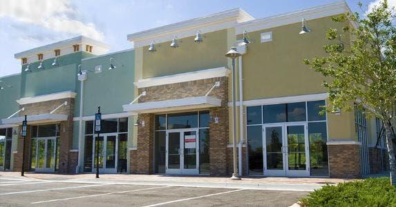 New storefront © L Barnwell/Shutterstock.com