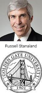 Russell Stanaland, Golden Gate University