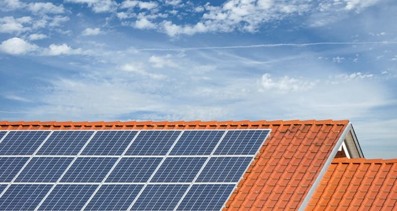 get tax credit for solar photovoltaic system  new roof