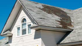 Can I claim damage in our house as a casualty loss?