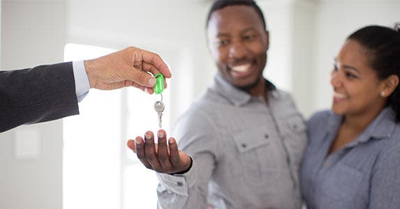 Buying a home | Resolution Productions/Getty Images