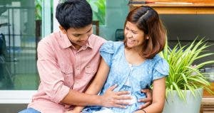 Couple expecting a baby | Gastuner/Shutterstock.com