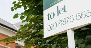 'To Let' sign | Image Source/Getty Images