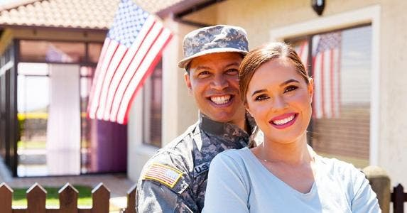dating a female veteran