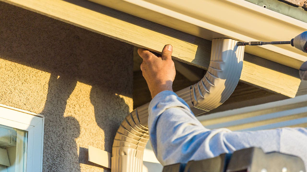 Average cost of new furnace installed - Don T Let The Cost Of New Gutters Drown Your Budget