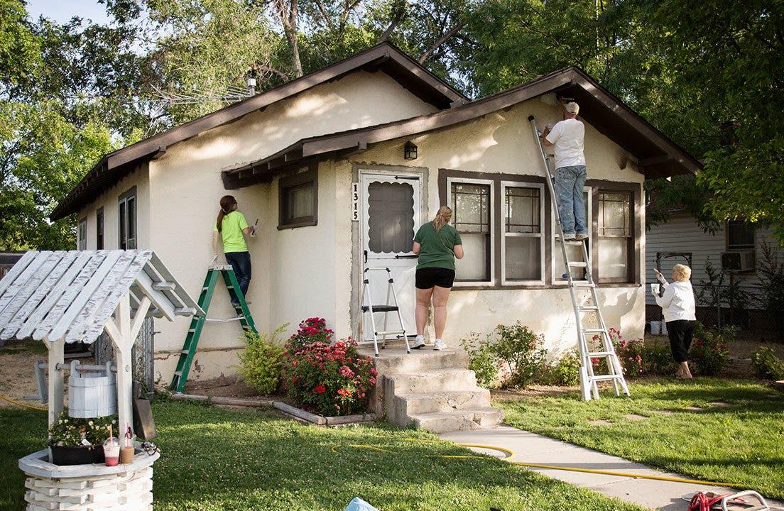 Government Home Improvement Grants Bankrate Com