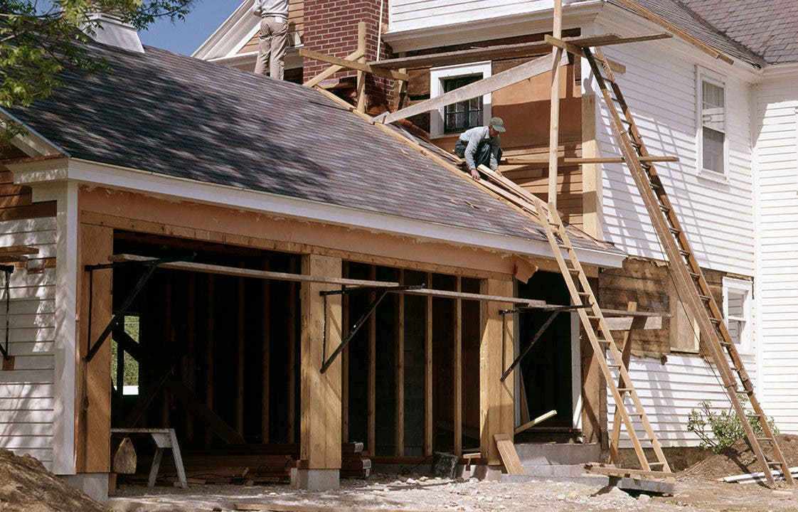 How Much Does It Cost To Build A Garage | Bankrate com