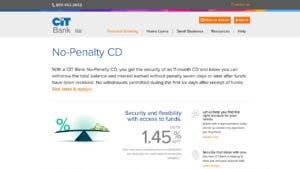 CIT Bank cd rates