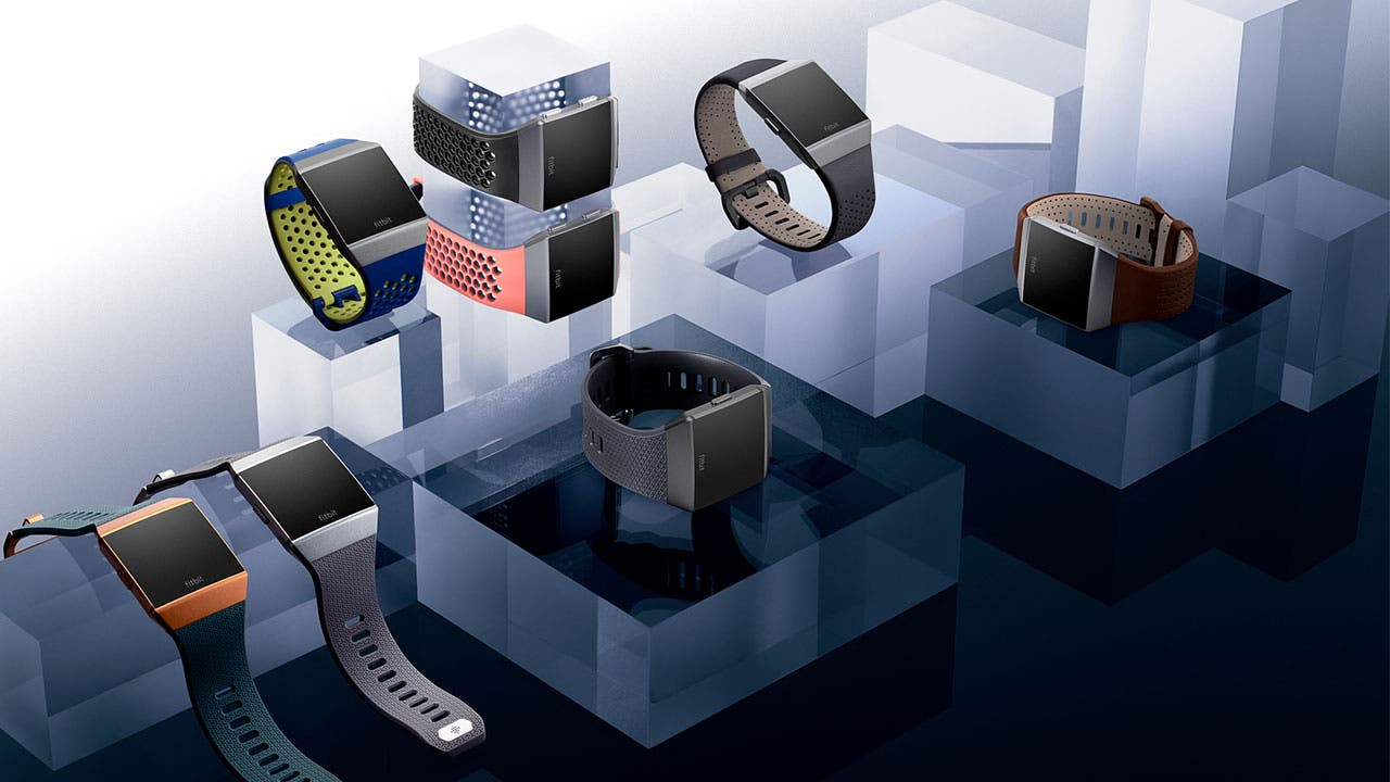 Fitbit new watches