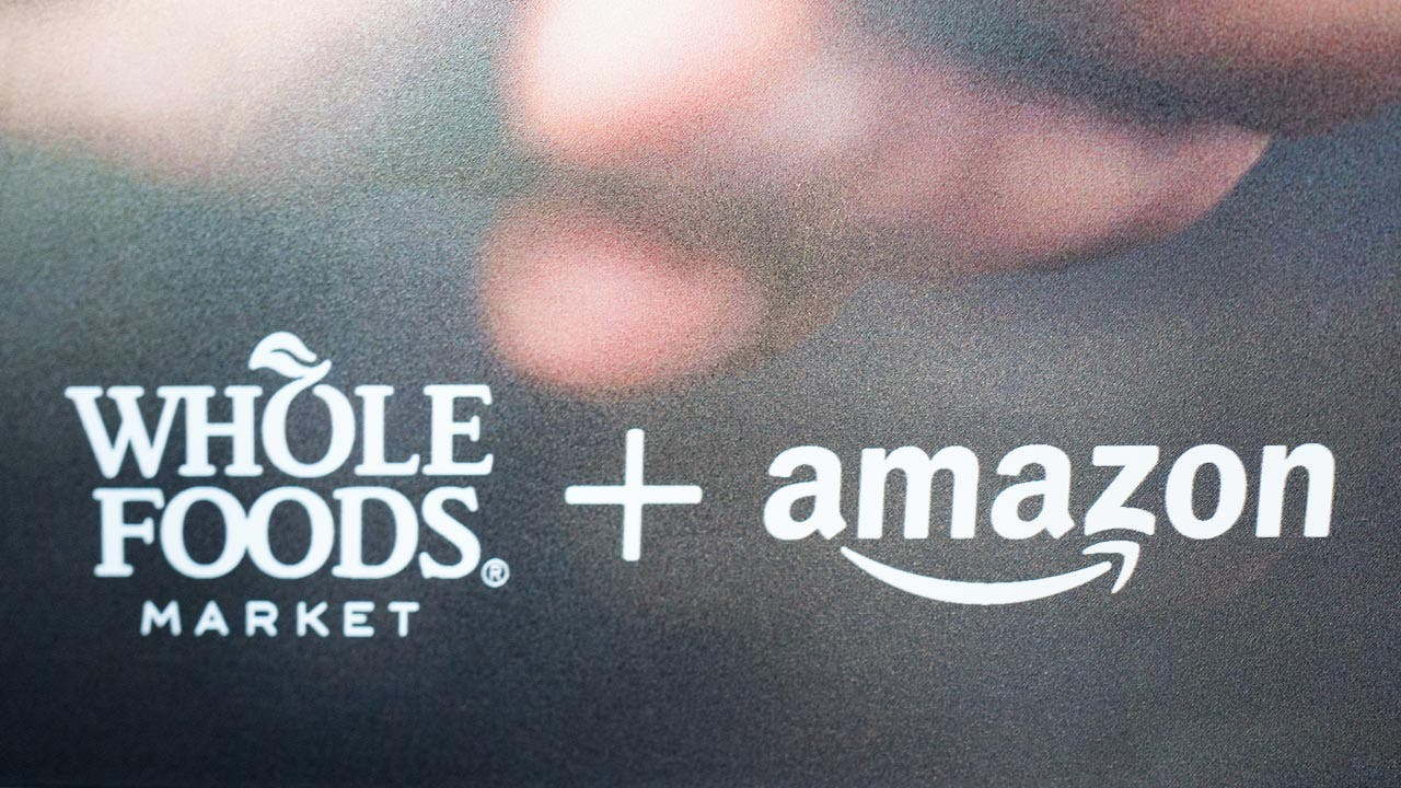 Whole Foods Market + Amazon
