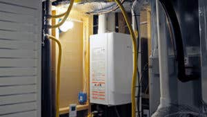 How much does a tankless water heater cost?