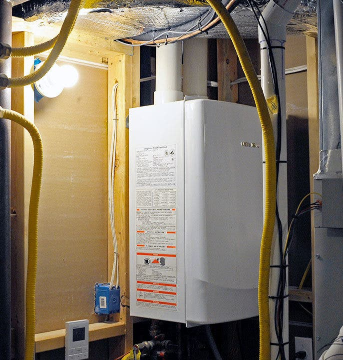 how much does a new tankless water heater cost?| bankrate