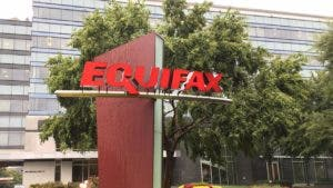 Headquarter building of Equifax in Atlanta, GA