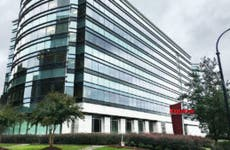 Equifax headquarters building in Atlanta