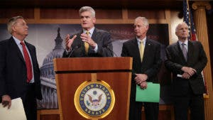 Republicans announce healthcare bill reform