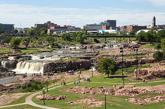 Sioux Falls, South Dakota | Steven Frame/Shutterstock.com