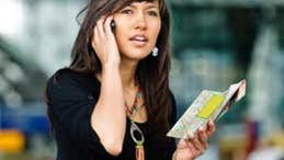 Save money on cell phone charges abroad