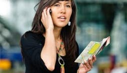 Saving on your cell phone abroad