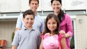 Raising your child with financial smarts