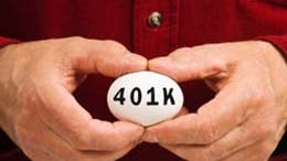 Traditional 401(k) plans