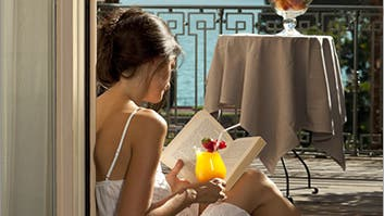Hotel library collections around the world