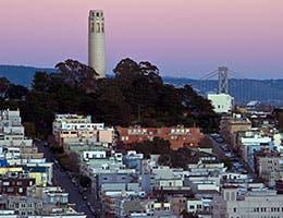 San Francisco © curtis/Shutterstock.com