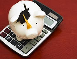 Does the aid change after freshman year? © karen roach/Shutterstock.com