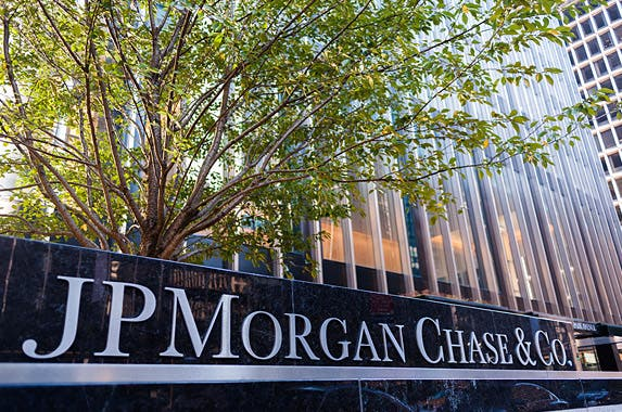 JPMorgan Chase © iStock