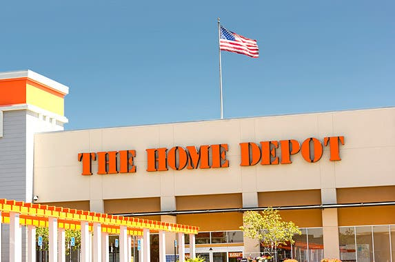 Home Depot © iStock