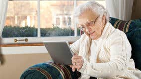 Smartphone apps for seniors and caregivers