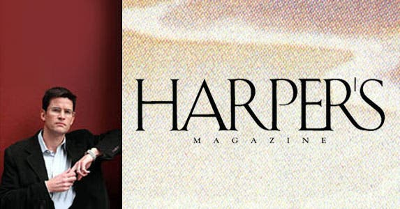 Roger Hodge, Harper's Magazine | Harper's Magazine