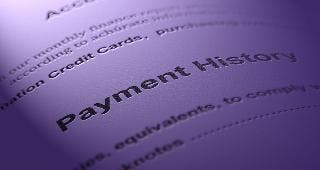 Payment history © karam miri / Fotolia.com