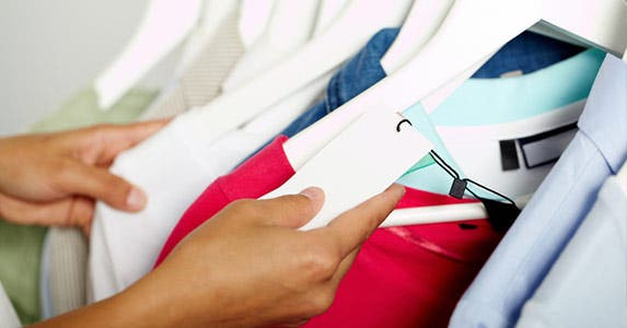 Clothes and toys © pressmaster / Fotolia.com