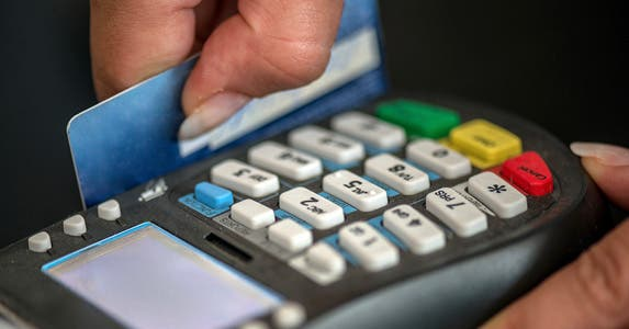 Are there debit card transaction quotas? © Zurijeta/Shutterstock.com