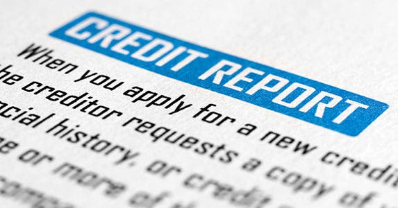 Mistake No. 5: Neglecting credit reports © iStock