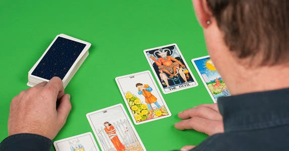 SkillScan: What's in your cards? © iStock