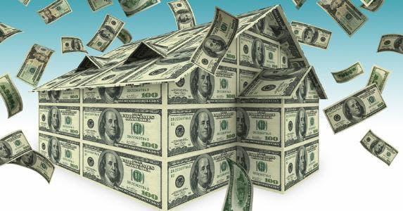 House made of money | iStock.com/Kativ