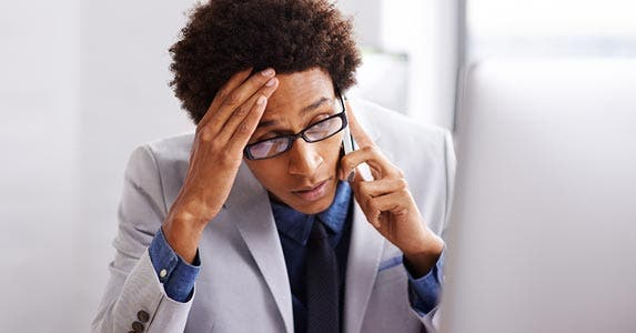 Do-not-call scams | mapodile/Getty Images
