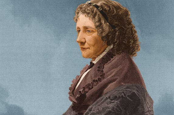Harriet Beecher Stowe | Stock Montage/Archive Photos/Getty Images