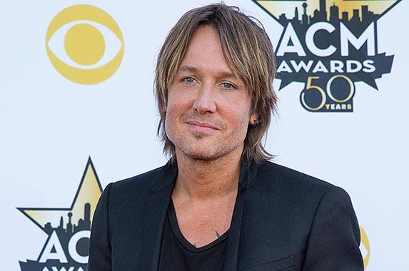 No. 6: Keith Urban | Rick Kern/WireImage/Getty Images