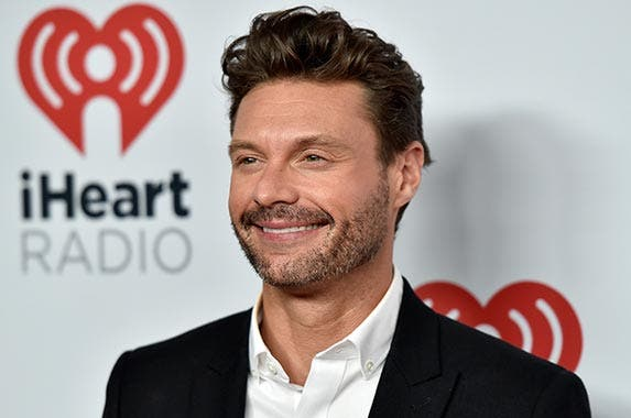 Extra: Ryan Seacrest | David Becker/Getty Images