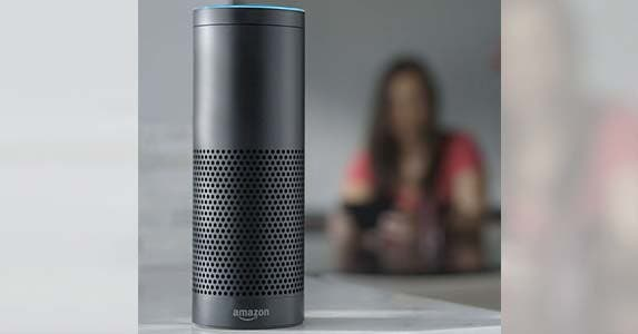 Amazon Echo | Photo courtesy of Amazon