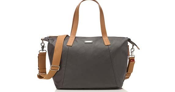 Designer diaper bag | Photo courtesy of Storksak