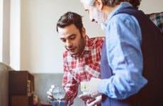 Preparing espresso from Moka pot | Sofie Delauw/Getty Images