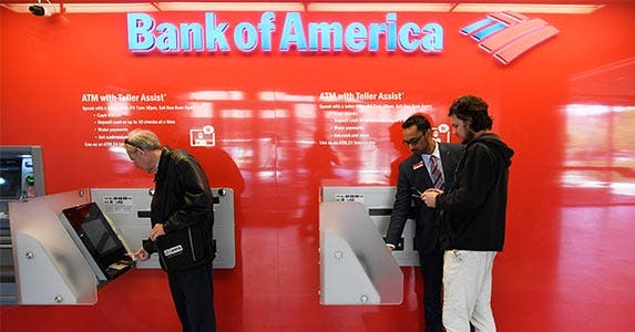 Financial services | Andy Cross/Getty Images
